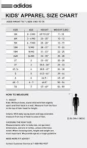 Adidas Malaysia Size Chart Adidas