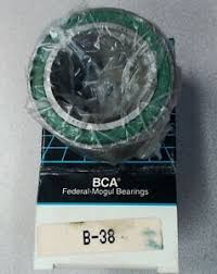 Bca Bearing Set Chart Bca National Federal Mogul Bearing Set B 67 Ebay