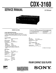sony cdx ca400 wiring diagram sony image wiring wiring diagram sony cdx 4180 wiring diagrams and schematics on sony cdx ca400 wiring diagram