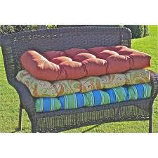 Patio Loveseat Cushion Home Design Ideas