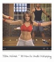 jillian michaels cardio kickbox