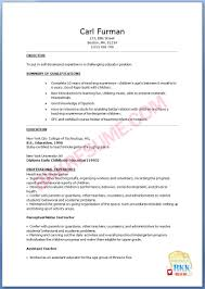 Head Teacher Resume Resume For Kindergarten Teacher School Sample Resume Kindergarten 22