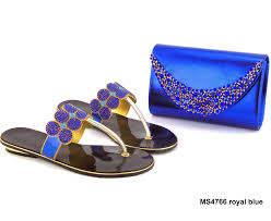 Royal Blue Designer Shoes Italian Designer Shoes And Bags For Africa Pink Bag To Match All Kinds Of Slippers Buy Pink Shoes And Bag To Match Newest Shoes Match Bag New Style