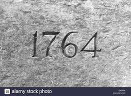 Granite Wall granite wall with the year 1764 etched in stone stock photo 7502 by xevi.us