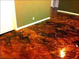 acid stained concrete floors diy new of stain cost