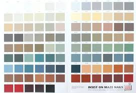 Alcoa Coil Stock Color Chart Alcoa Trim Coil Color Chart Tommyschrager Me