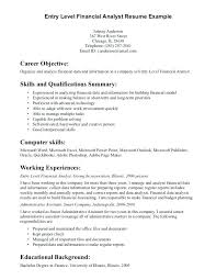 Resume Examples Of Objectives Cover Letter Objective Fresh Cover