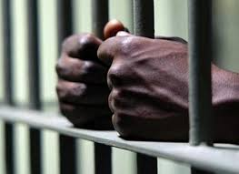 Image result for Nigerian police man in prison cell