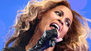 Vidéo spectacle Beyoncé dans le superbowl