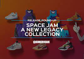 Nike Space Jam A New Legacy Collection ...