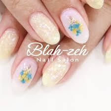 春のフラワーネイル Blah Zeh ブラゼ