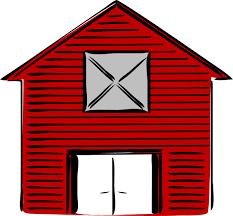 farm barn clip art. Farm Barn Building Clipart Clip Art