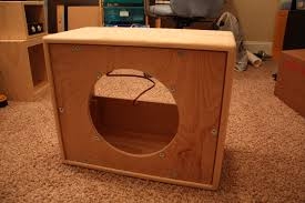 Custom Guitar Speaker Cabinets Unfinished Cabinets B Custom Cabs