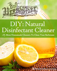 diy antibacterial cleaner 10 more natural bathroom cleaners