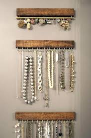 closet necklace holder jewelry organizer ideas best jewelry organizer wall ideas on jewelry jewelry holder ideas jewelry organizers ideas jewelry organizer