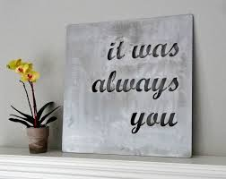 custom metal quote sign and sayings inspirational personalized sign steel wall art decor medium size on custom cut metal wall art with image result for laser cut sayings art pinterest laser cutting