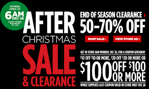 JCPenney: $100 Off $100 Coupon Giveaway + After Christmas Sale - FTM