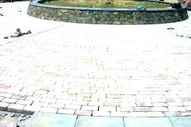 home depot concrete patio stones cost of brick calculator bricks and pavers red h