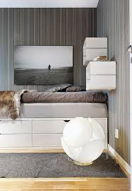 Ikea storage bed hack Platform White Stolmen Storage Bed Ikea Hack Makespace 53 Insanely Clever Bedroom Storage Hacks And Solutions
