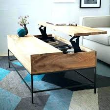 dual purpose furniture. Dual Purpose Furniture Coffee Table Elevated This Is The Rustic Storage