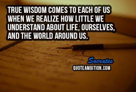 Quotes On Wisdom Best Top 48 Inspirational Wisdom Quotes And Sayings