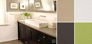 Color Schemes For Bathrooms
