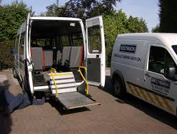 wheelchair lifts keltruck scania