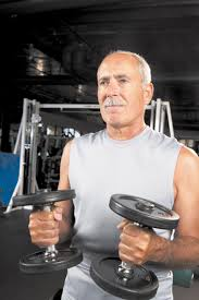 declining muscle m is part of aging but that does not mean you are helpless to stop it
