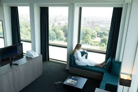 amsterdam hotels with balcony