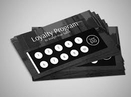 loyalty card template joseph hair salon loyalty card template mycreativeshop