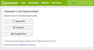 5 Online Resume Tools You Need To Try Glassdoor Blog Best Ideas Of