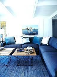 light blue rug living room navy sets