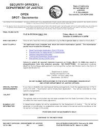 Security Guard Job Description For Resume Security Guard Job Duties For Resume Therpgmovie 58