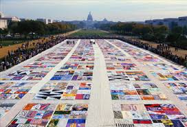 The North Yorkshire AIDS Memorial Quilt | North Yorkshire AIDS Action & The North Yorkshire AIDS Memorial Quilt.  corbis_rm_photo_of_AIDS_quilt_on_mall Adamdwight.com