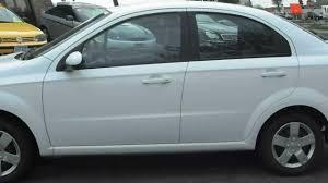 2011 CHEVROLET Aveo LT, 4 door, Auto, Air, WHITE!!! - YouTube