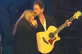 Image result for images of lindsey buckingham and stevie nicks