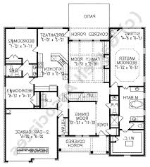 Small Picture 3 bedroom apartment floor plans floor plan of a apartment in