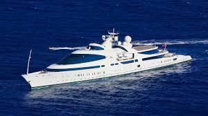 first photos of dolphin inspired superyacht yas underway boat international