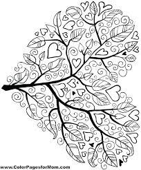 Coloring Pagesmandala Calming Mandala Coloring Pages Tree Coloring
