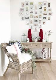 gallery beautiful home. Farmhouse Christmas Home Decor. The Heart Photo Gallery Was Made With Ikea Frames Painted In Beautiful F