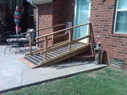 Diy Ramp For House Google Search Diy Projects Pinterest Home Handicap Ramp