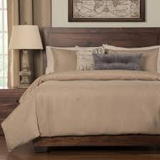 siscovers harbour sand woven 6 piece duvet cover set with duvet insert free today com 18358015