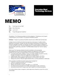Memo Proposal Format Best Photos Of Project Management Memo Template Sample