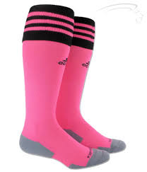 Adidas Copa Zone Cushion Ii Soccer Socks Pink Black