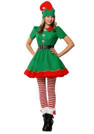 Womenu0027s Holiday Elf Costume
