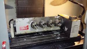 Haas Rotary Fit Chart Haas T5c4 5th Axis Rotary Table For Sale 520 Machinery