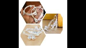Paijan Design For Baby Silver Baby Anklet Designs Baby Payal Designs 2017
