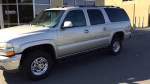 FOR SALE!!! 2004 Chevrolet Suburban Gmc Yukon XL 2500 3/4 ton LT ...