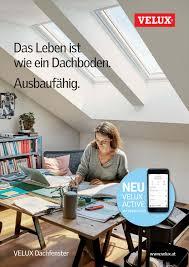 Velux Dachfenster 2018 By Bsgrabmann Issuu