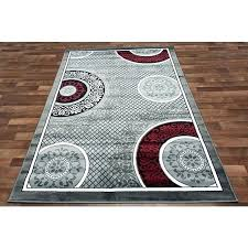 impressive designs red black. Gray Area Rug Red Black Impressive Grey And Rugs Designs For Bedroom A